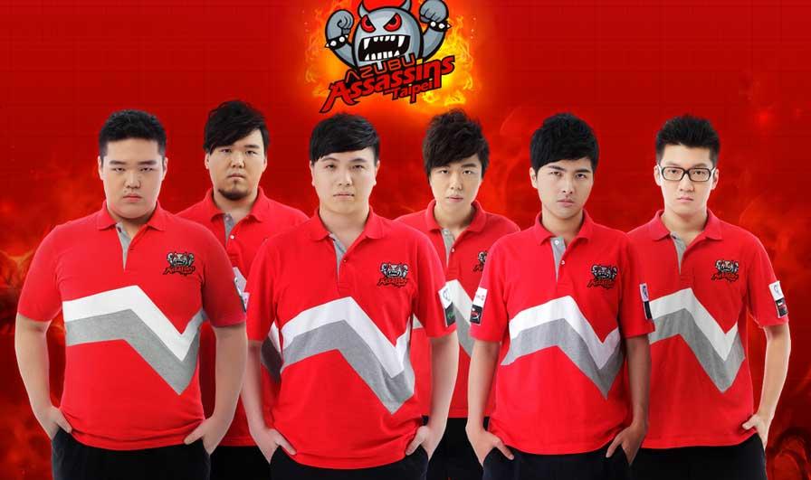 Đội tuyển vô địch CKTG LMHT mùa 2