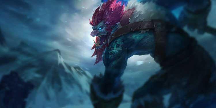 Trundle - Vua quỷ khổng lồ đang dần mất sức mạnh