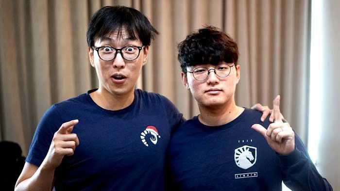 DoubleLift & CoreJJ: Hy vọng DoubleLift có thể gáy sau CKTG