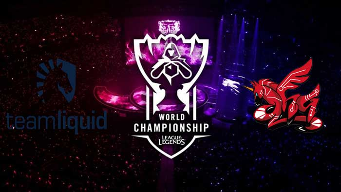 Highlight TL vs ahq lượt đi