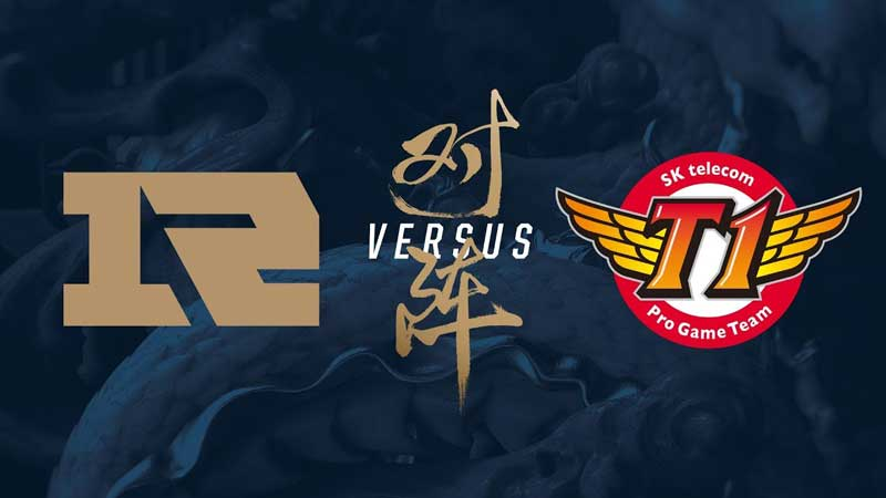Highlight SKT vs RNG ngày 13/10