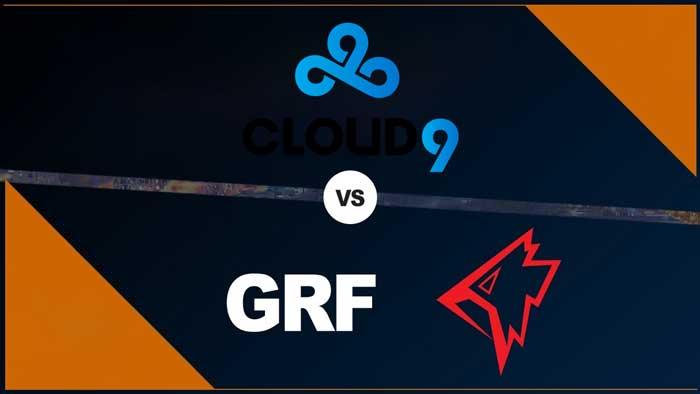 Cùng dự đoán kết quả trận đấu GRF vs C9