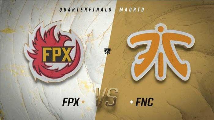 Xem highlight FPX vs FNC
