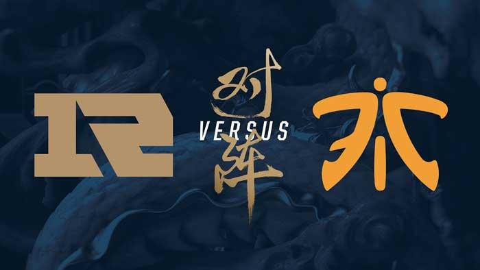 Highlight RNG vs FNC sẽ được update sau trận đấu