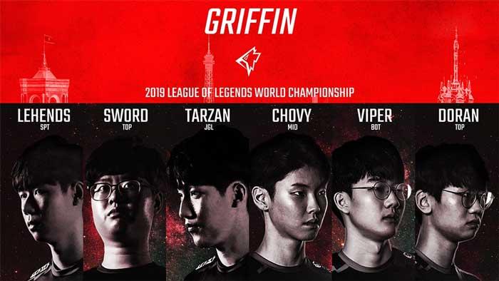GRF đã có sự chuẩn bị cho mùa giải mới tiếp theo
