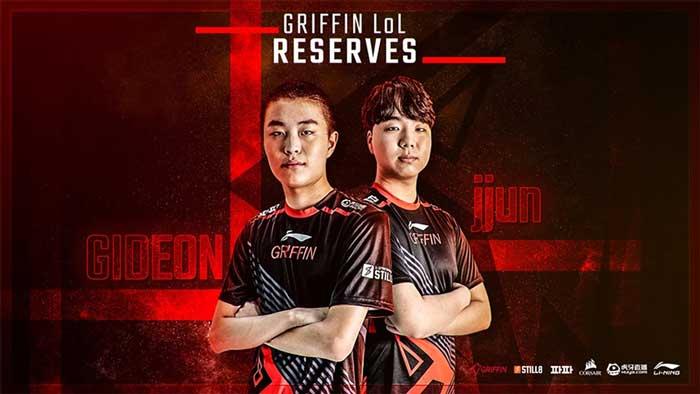 2 thành viên mới của đội tuyển GRF