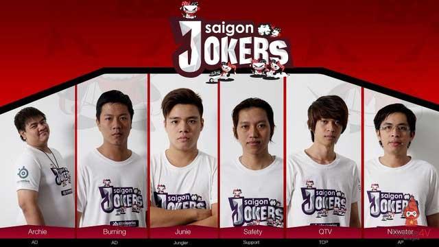 Tiểu sử QTV - Saigon Jokers: Đội tuyển huyền thoại 1 thời