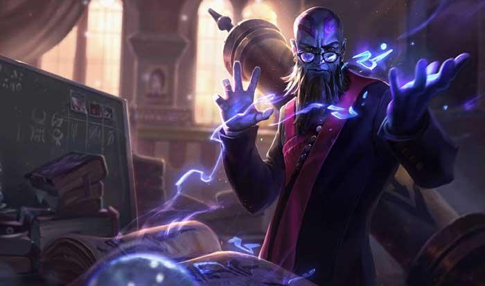 Ryze: Vị tướng đầu đời của Liên minh huyền thoại