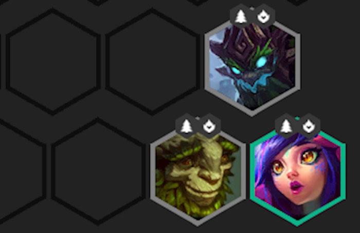Build đội hình rừng sát thủ đầu game