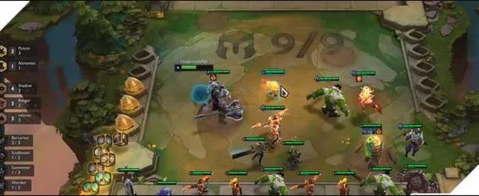 Cách chơi đội hình lửa Amumu chủ lực cuối game