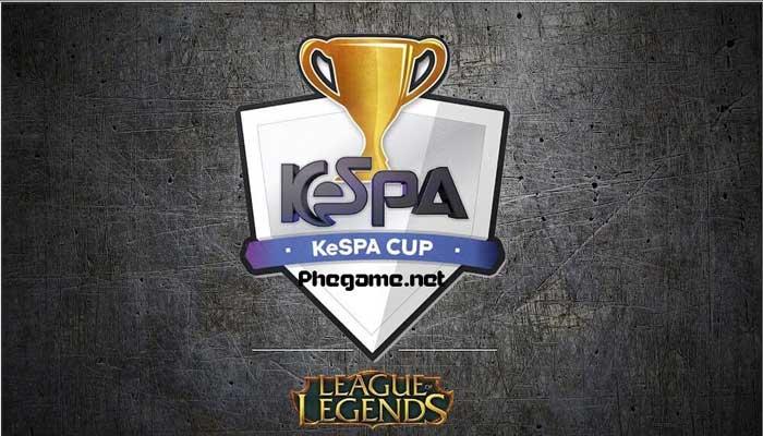 Lịch thi đấu Kespa Cup 2020 LCK
