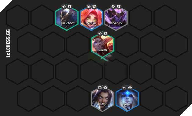Build đội hình Jhin giữa game