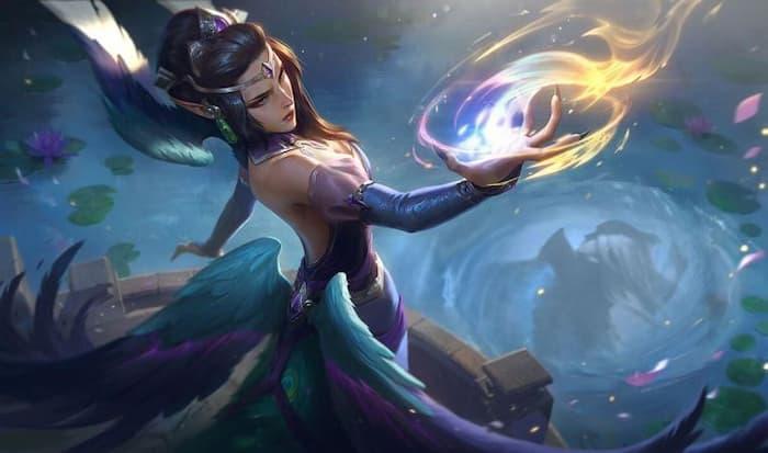 Bảng Ngọc Bổ Trợ và Cách lên đồ Morgana