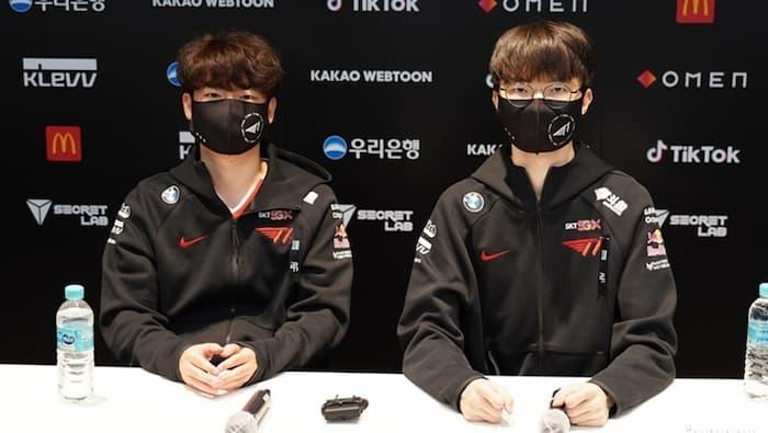 Trước chung kết DK vs T1 Hè 2021